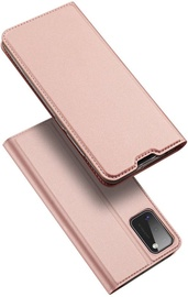 Dux Ducis Skin Pro Bookcase For Samsung Galaxy A41 Pink