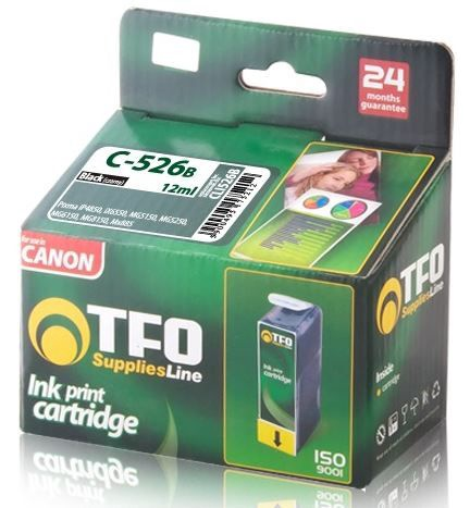TFO Ink Cartridge 12ml for Canon Black