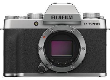 Системный фотоаппарат Fujifilm X-T200 Body Silver