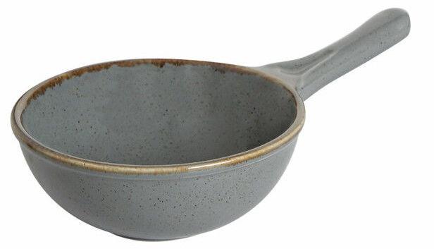 Porland Seasons Serving Pan D15cm Dark Grey