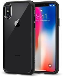 Spigen Ultra Hybrid Back Case For Apple iPhone X/XS Black