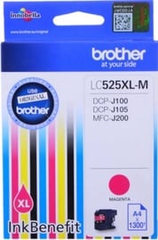 Brother LC525XLM Cartridge Magenta