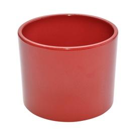 Puķu pods Domoletti 5906750951713, sarkana