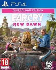 Far Cry New Dawn Superbloom Edition incl. Hurk Legacy Pack PS4