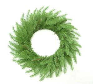 Ziemassvētku vainags Christmas Touch HJW45-35 Green, 350 mm