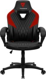 Игровое кресло Thunder X3 DC1 Black/Red