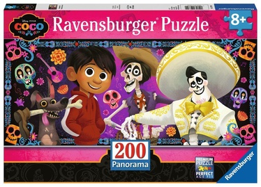 Ravensburger Puzzle Panorama Coco Remember Me 200pcs 12739