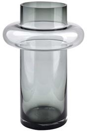 Ваза Mondex Serenite, серый, 300 мм