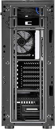 Golden Tiger Raptor F-65 Mid Tower ATX Black/Red