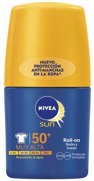 Nivea Sun Roll-On SPF50+