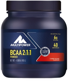 Multipower BCAA 2:1:1 Cherry 400g