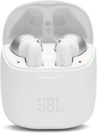 Austiņas JBL Tune 220TWS White, bezvadu