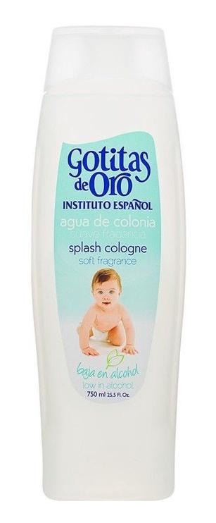 Одеколон Instituto Español Gotitas De Oro EDC, 750 ml