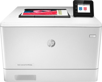 Лазерный принтер HP Pro M454dw, цветной