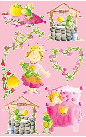 Herlitz Stickers Princesses 00838797