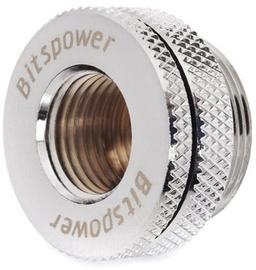 "Bitspower G1/4"" Silver Shining CaseTop Water-Fill SET"