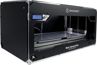 3D printeris Sharebot Sharebot XXL Plus, 955 cm x 470 cm x 44.5 cm, 38 kg