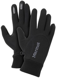 Marmot WM'S Gloves Power Stretch Black S