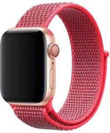 Devia Deluxe Series Sport3 Band For Apple Watch 44mm Hibiscus