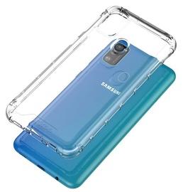 Samsung Back Case For Samsung Galaxy M21 Transparent