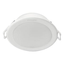 Lampa Philips Meson 59444 MESON 080 6W 30K, 6W, 3000°K, LED, IP20, balta