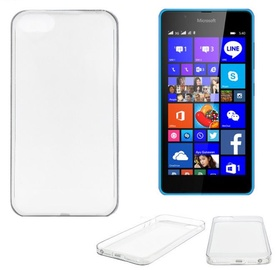 Telone Ultra Slim Back Case Microsoft Lumia 540 Transparent
