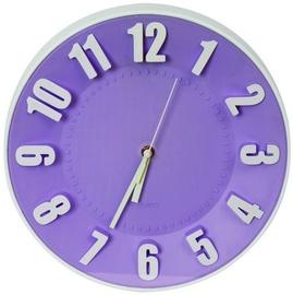 Настенные и интерьерные часы Platinet Toaday Wall Clock 42992 Violet