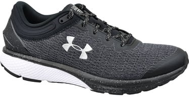 Under Armour Charged Escape 3 Mens 3021949-001 Black/White 42.5