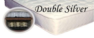 Матрас SPS+ Double Silver, 160x200 см