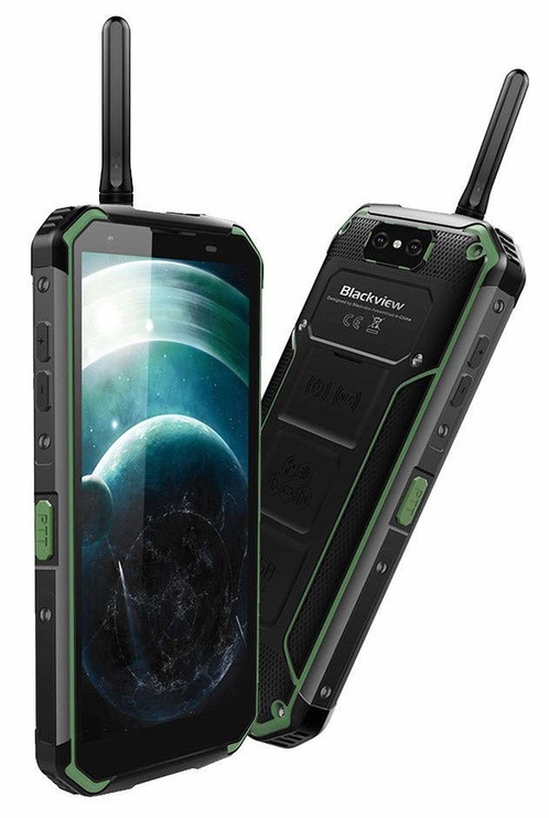 Mobilais telefons Blackview BV9500 Pro Green, 128 GB