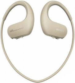 Музыкальный проигрыватель Sony Walkman NW-WS413 Beige, 4 ГБ