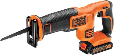 Lentzāģis Black & Decker BDCR18N Reciprocating Saw
