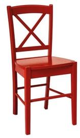 Ēdamistabas krēsls Signal Meble CD-56 Red, 1 gab.