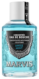 Marvis Anise Mint Concentrated Mouthwash 120ml