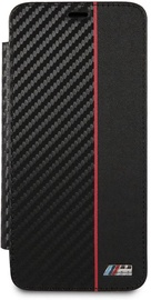 BMW Book Cover For Samsung Galaxy S9 Black