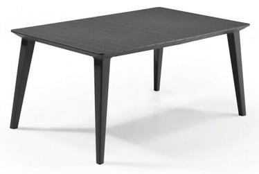 Садовый стол Keter Lima 160, черный