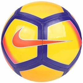 Nike Pitch Football Yellow/Blue/Red Size 5
