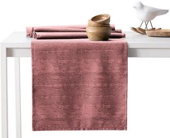 Скатерть AmeliaHome Vesta AH/HMD Tablecloth Old Rose 40x140cm