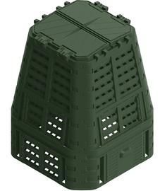 Komposta kaste Patrol Group Green, 650 l