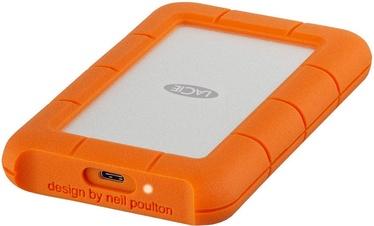 """LaCie Rugged 2.5"""" 1TB USB-C 3.1 STFR1000400"""