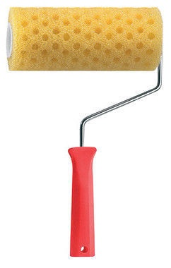 Color Expert Structural Roller Ø75mm 18cm Extra Yellow