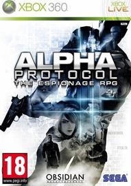 Alpha Protocol: The Espionage RPG Xbox 360