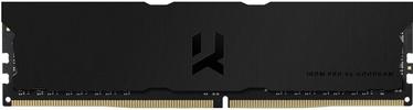 Operatīvā atmiņa (RAM) Goodram IRDM PRO Deep Black DDR4 16 GB CL18 3600 MHz