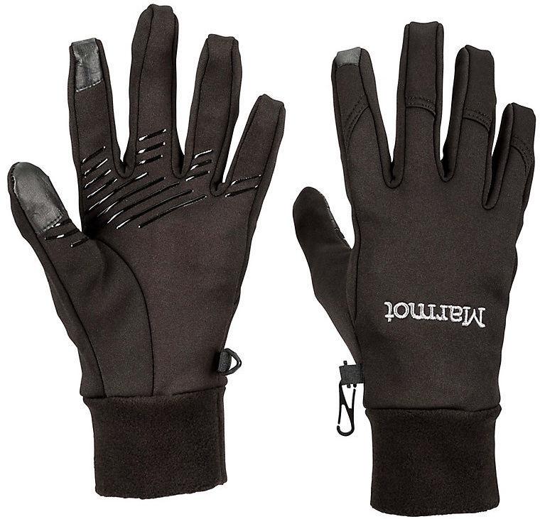 Перчатки Marmot Connect, черный, XL