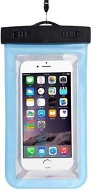 Mocco Waterproof Glow in The Dark for Mobile Phones Blue