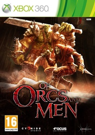 Of Orcs And Man Xbox 360