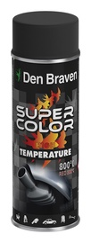 Aerosola krāsa Den Braven Aluminium, karstumizturīga, 400ml