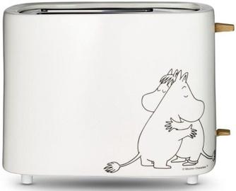 Тостер Moomin New Nordic Series 1112, белый