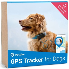 Tractive GPS Tracker For Dogs TRDOG1