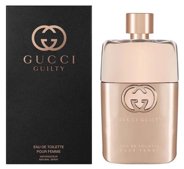 Туалетная вода Gucci Guilty Pour Femme 50ml EDT